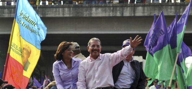 Mai 2012 Danilo Succède à Leonel fernandez